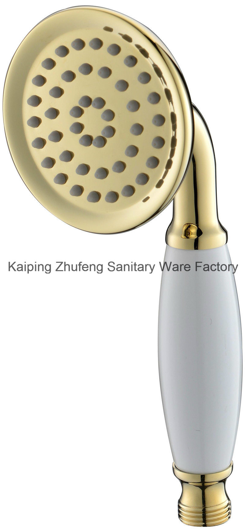 Fashion Classic Antique Zf-Hsr015 Brass Hand Shower