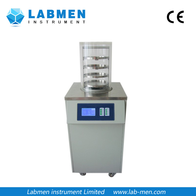 Regular / Top-Press Vertical Freeze Dryer/Lyophilizer