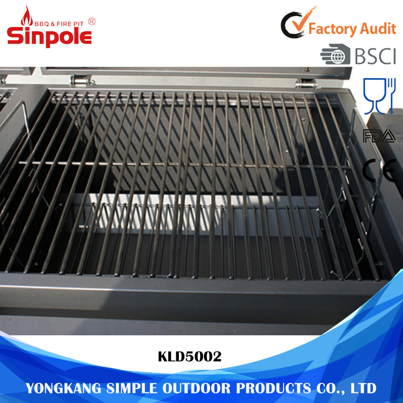 Chinese Manufacturer Wholesale Stainless Steel Charcoal Gas BBQ Grill