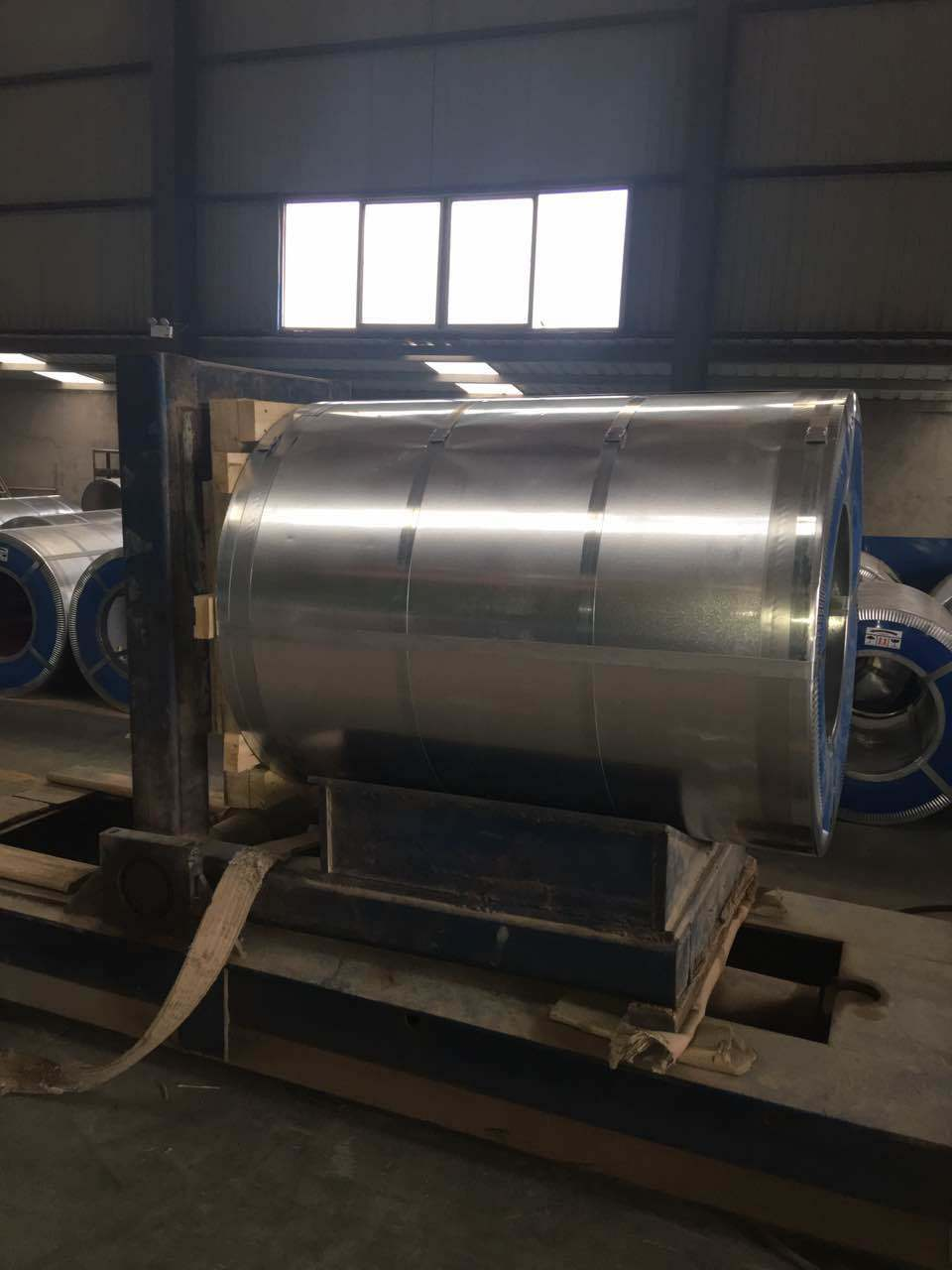 PPGI/PPGL/Gi/Gl Galvanized Color Coated Steel Coil (CC-11) Yehui Steel