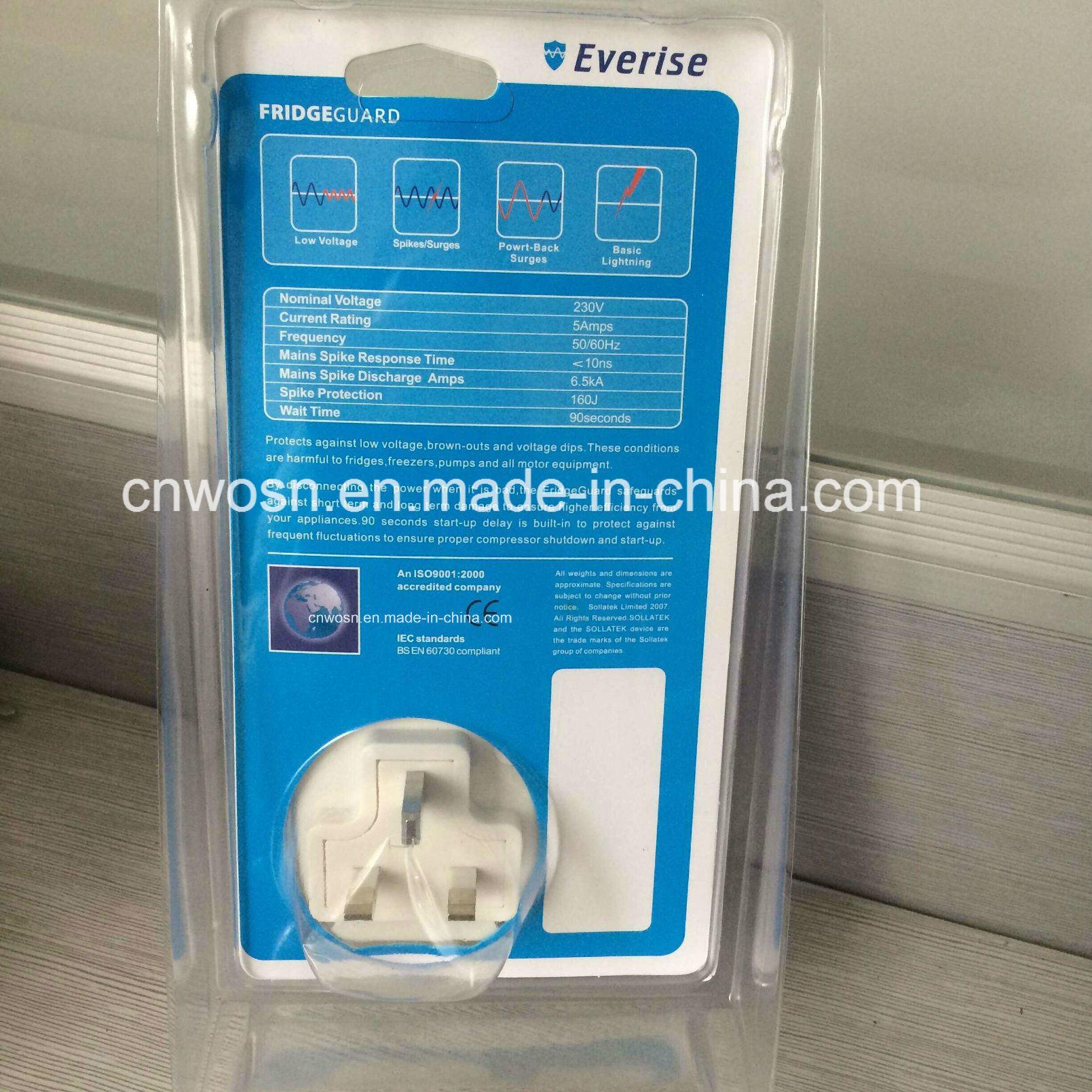 Fridge Guard 5A 7A 13A AVS Refrigerator Voltage Protector