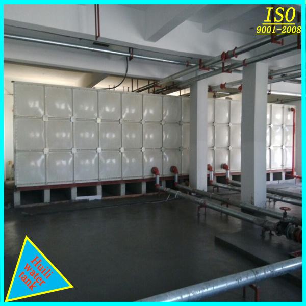 Factory Price GRP Water Storage Tank