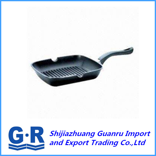 Cast Iron Cookware in Kitchen