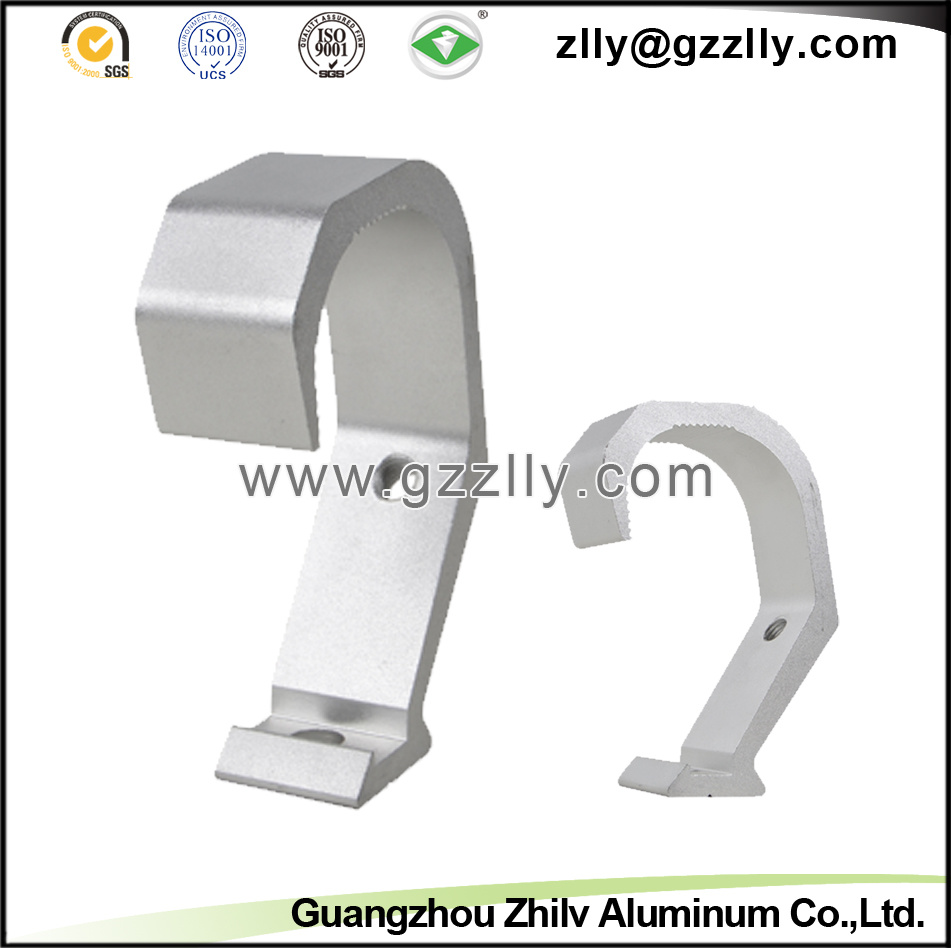 Oxide Resistant Aluminium Extrusion LED Light Hook for Stage