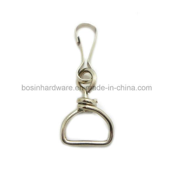 Steel Metal Lanyard Clasp Hook