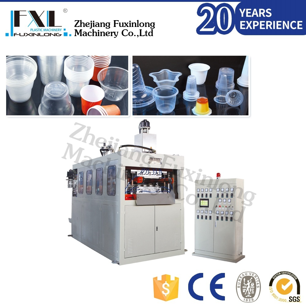 Plastic Cup Thermoforming Machine Price