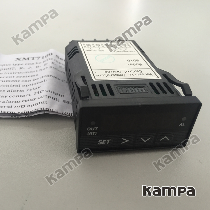 Xmt7100 Intelligent Pid Temperature Controller, Digital Temperature Controller Xmt7100 AC/DC85-260V