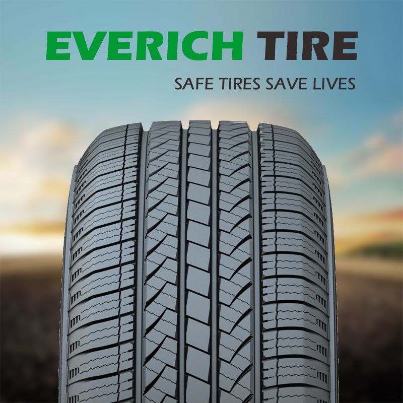 205/55r16 Everich Tire/ Passenger Car Radial Tire/ Chinese Cheap SUV Tires with High Quality