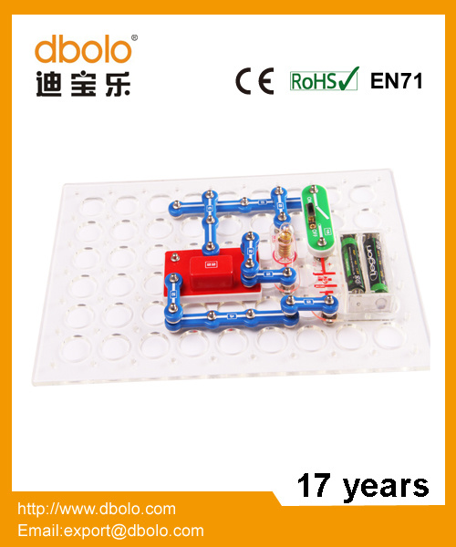 Hot Sale Electronic Block Kit Toy