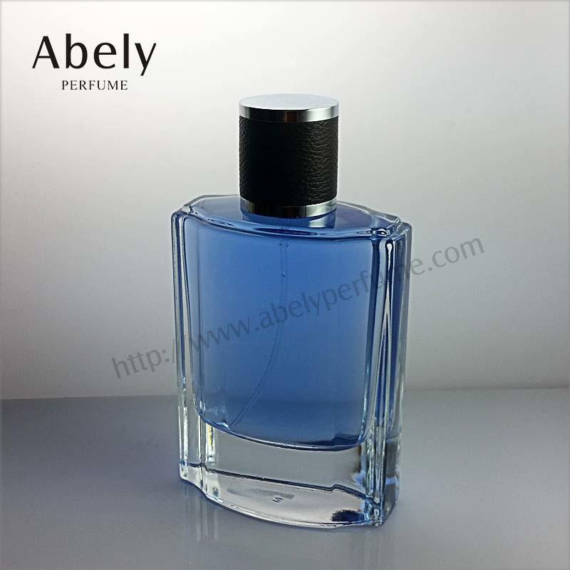 100ml Luxury Brand Transparent Glass Perfume Bottle