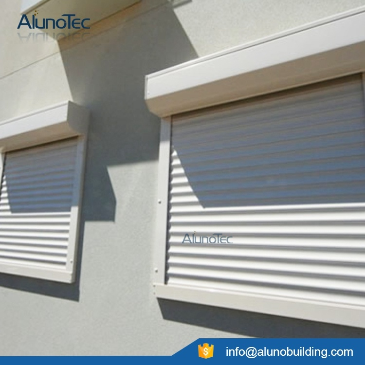 Customized Aluminum Roller Shutter Window