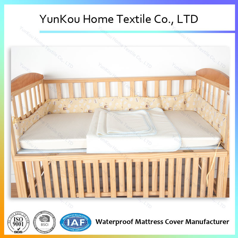 Highly Absorbant Baby Bamboo Fiber Knitted Urine Pad