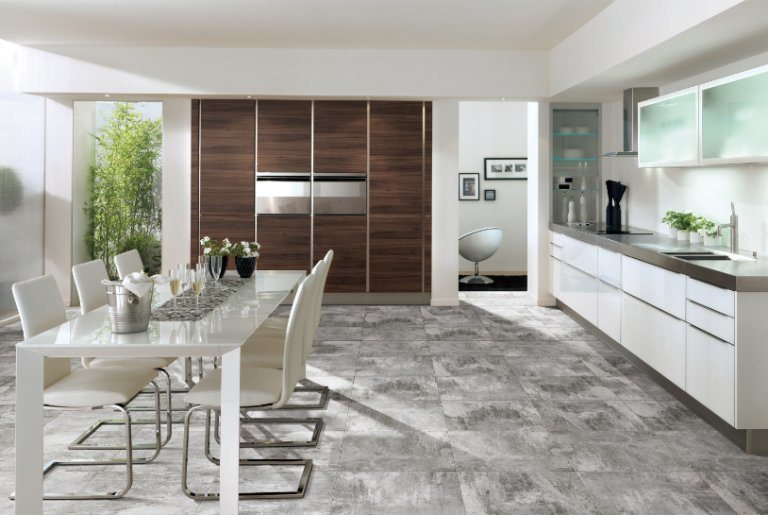 New Cement Design Six Pattern Ceramic Floor Tile