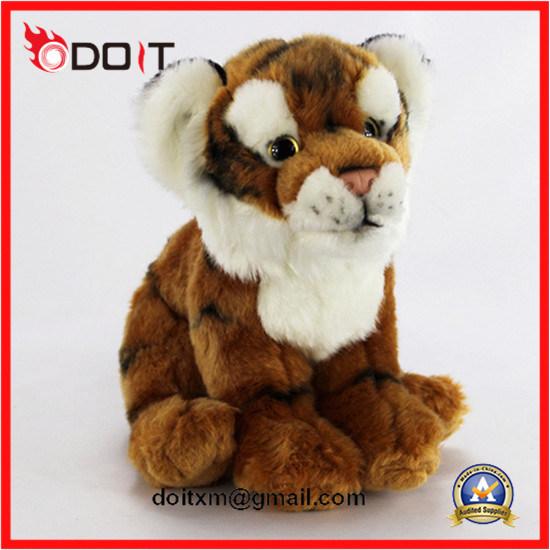 Tiger Lion Dog Cat Monkey Cow Soft Plush Toy Stuffed Animal
