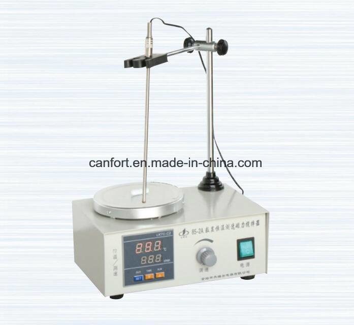 Lab Equipment 500W Heating Sh-3 Magnetic Stirrer, Magnetic Mixer
