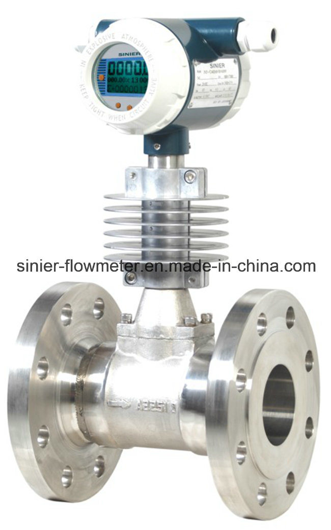 Sv21 Wafer Type Vortex Flowmeter for Liquids/ Gas/ Steams
