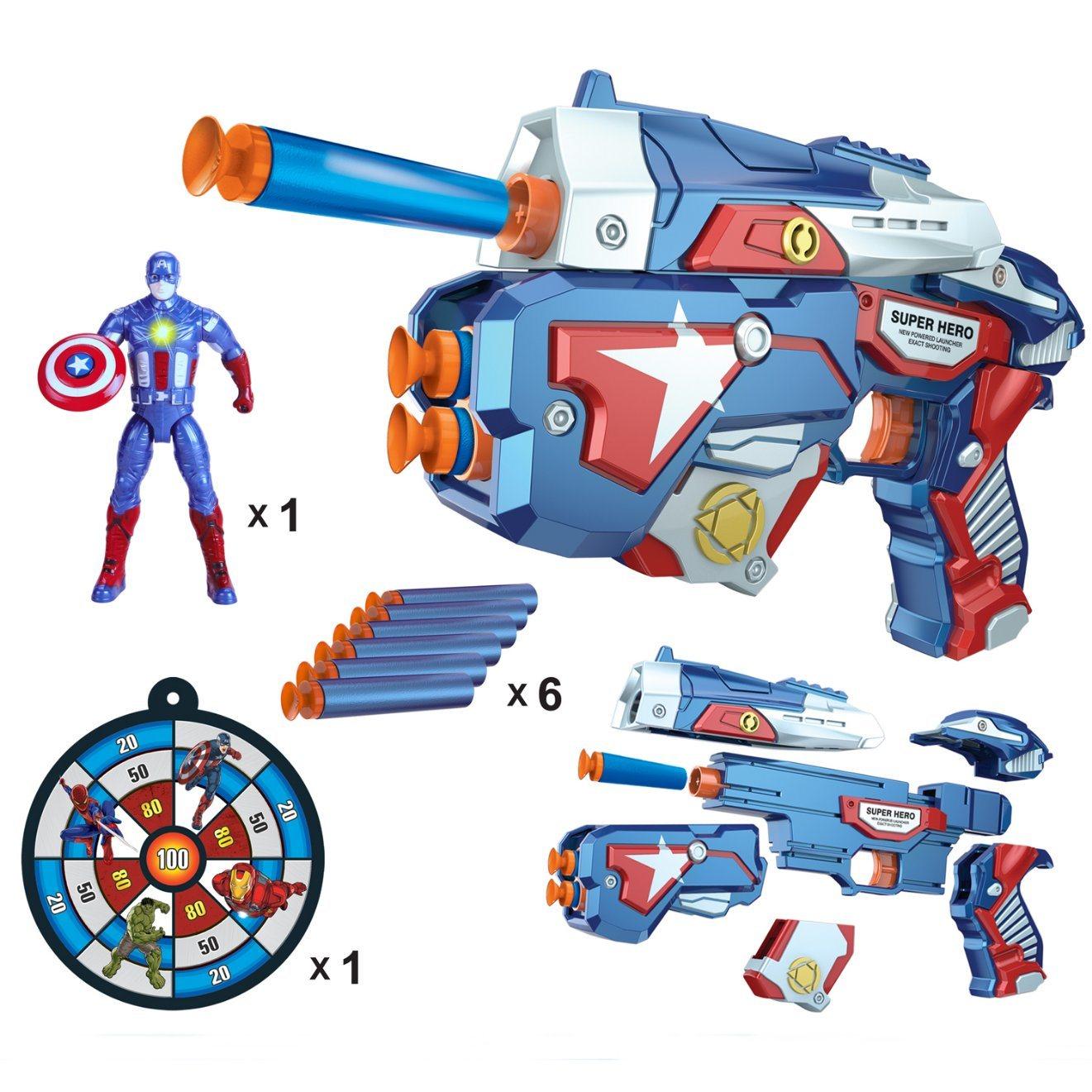 Boy Toy Gun Toys Soft Bullet Gun (H7376272)