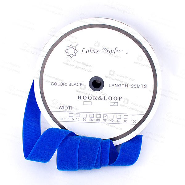 Colorful Hook and Loop Tape for Garment
