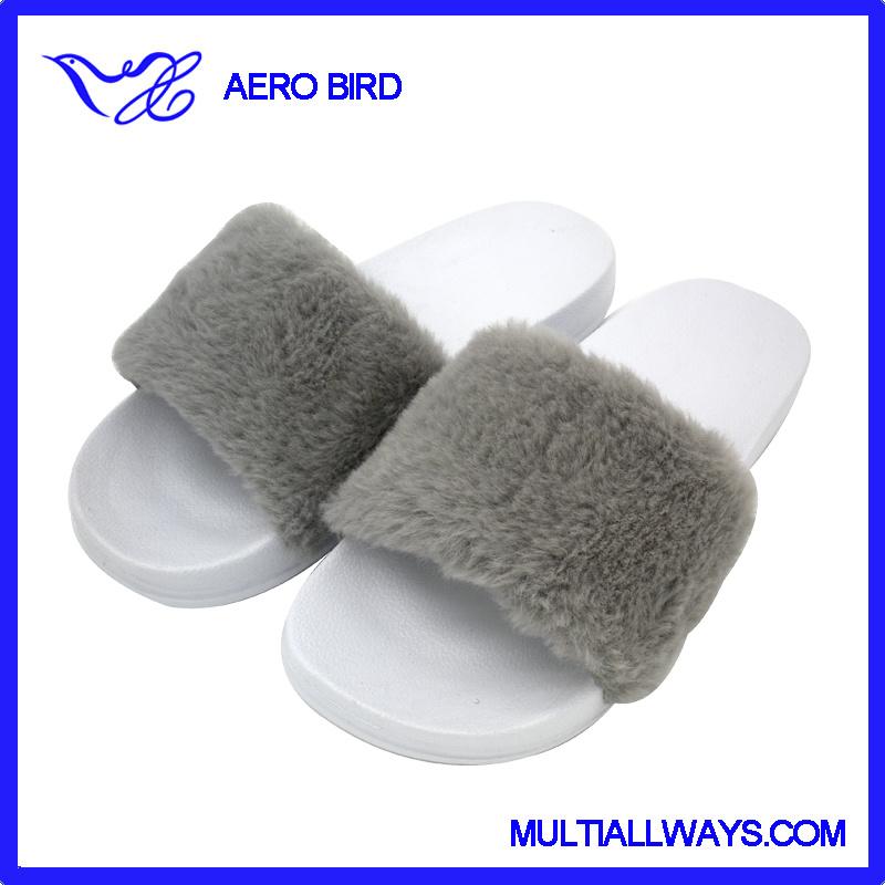 New EVA Fur Slipper Sandal for Fashion Girl