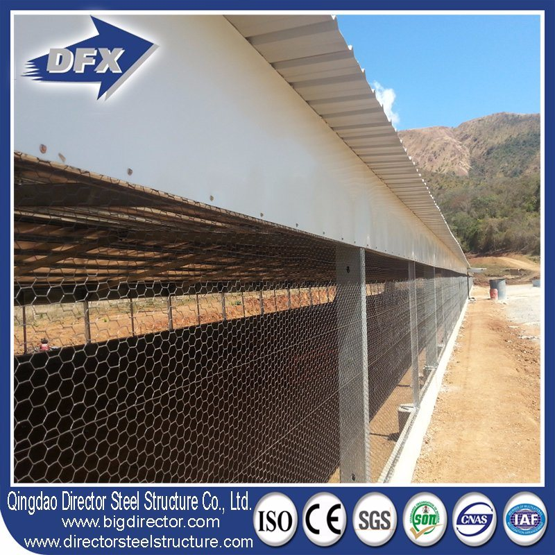 Prefab Poultry House/Broiler House/Farm House/Chicken House