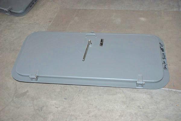 Aluminum Marine Watertight Door