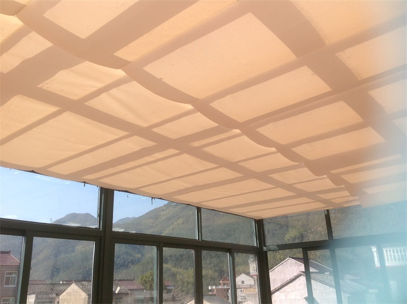Double Cell or Single Cell Honeycomb Blinds Sun Shutter