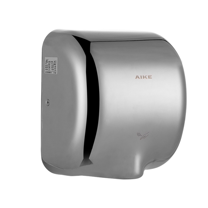 AK2800 Appliance Electronics Xlerator Same Style Wall Mounted Touchless Stainless Steel Hand Dryer