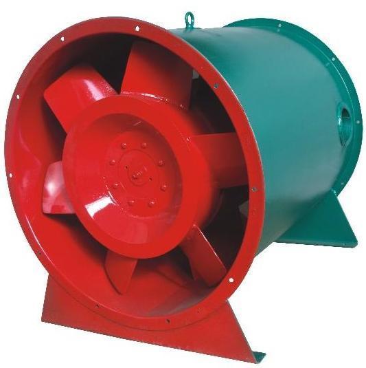 Axial Smoke Exhaust Fan