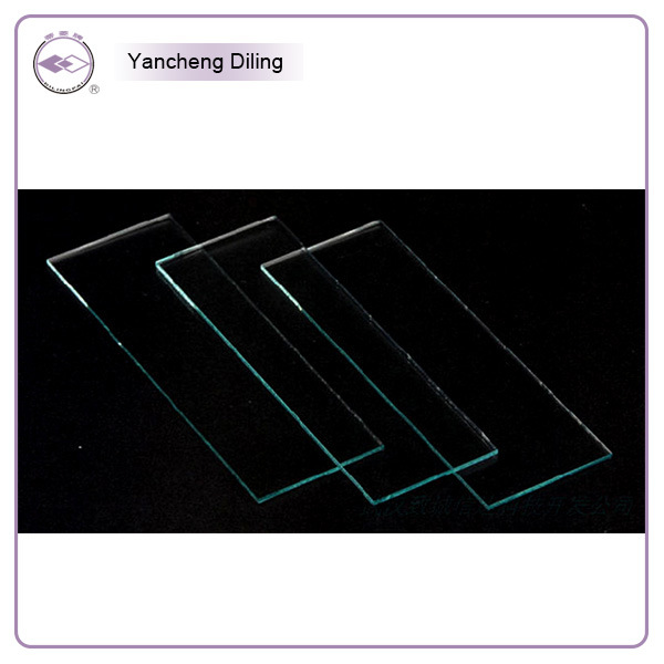 7102 Microscope Slides, 50PCS/Box, Plain Unground Edges