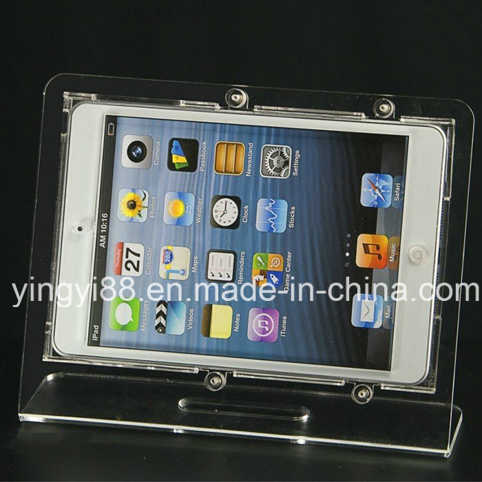 Hot Selling Acrylic Display Stand for iPad (YYB-848)