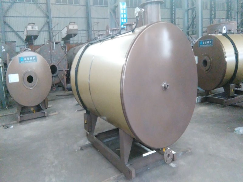 Oil or Gas Hot Water Boiler (CWNS0.24~2.8)