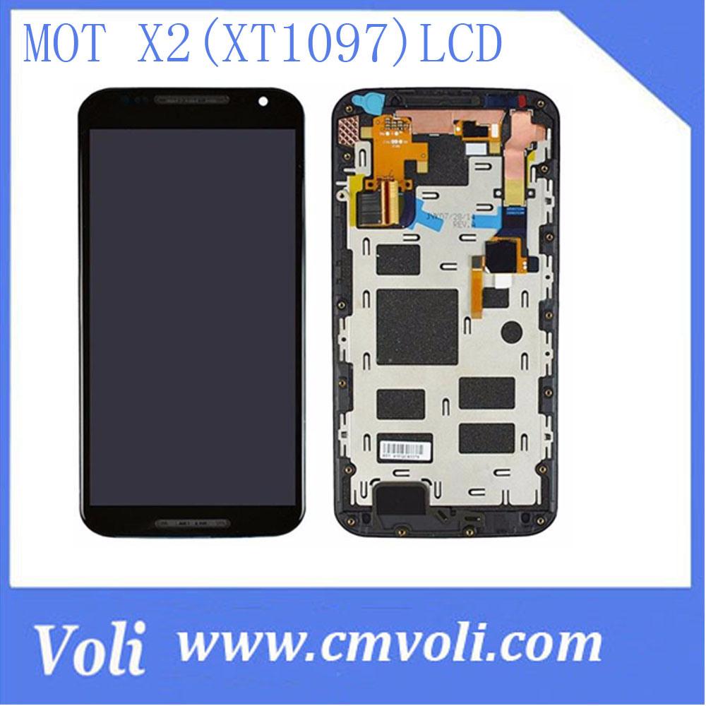For LCD Screen for Motorola Moto X2 Gen Xt1097