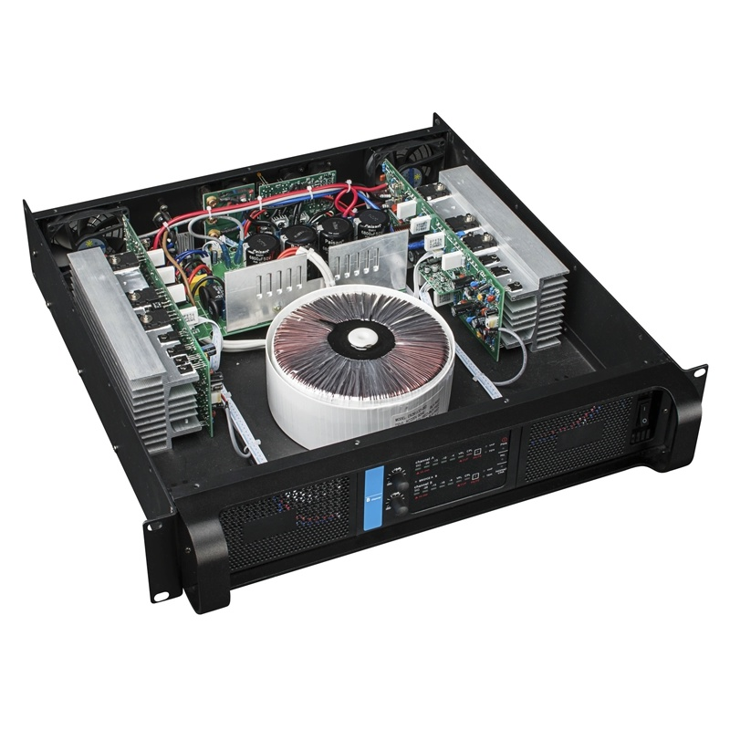 KTV Power Amplifier 2 Channels Fp Series