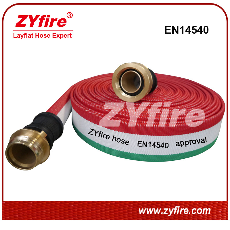 En14540 Approval Fire Hose