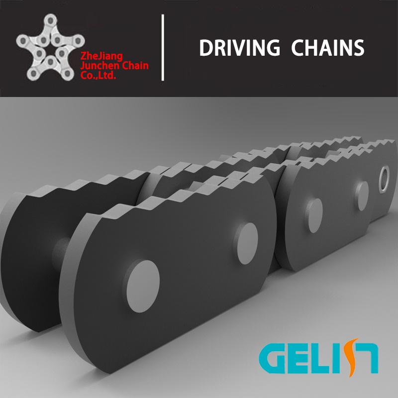 High Quality Sharp Top Tooth Chain Lumber Conveyor Chain