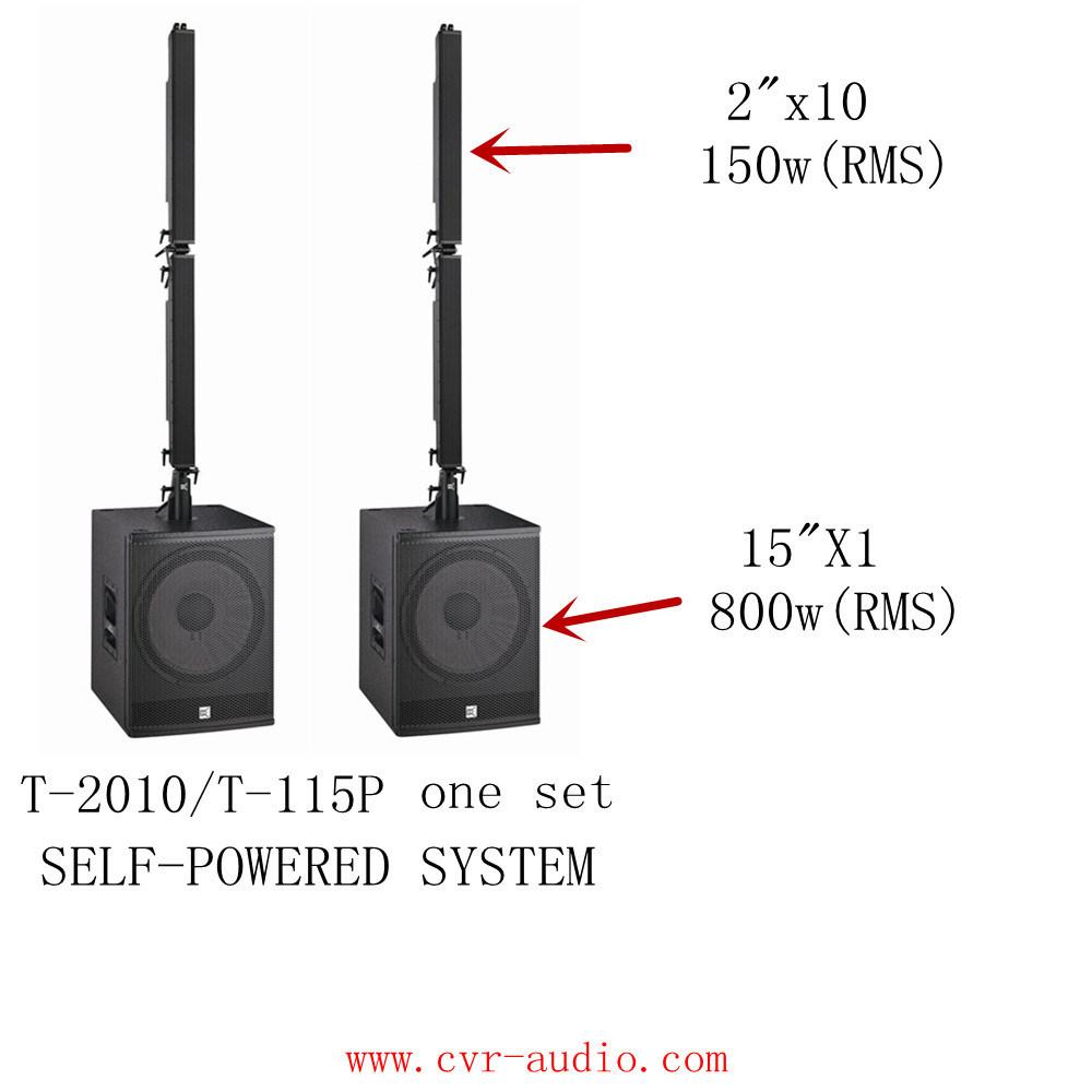 Cvr PRO Best Power+ Mini Sound System +5.1 Column Speaker+ China Wholesale