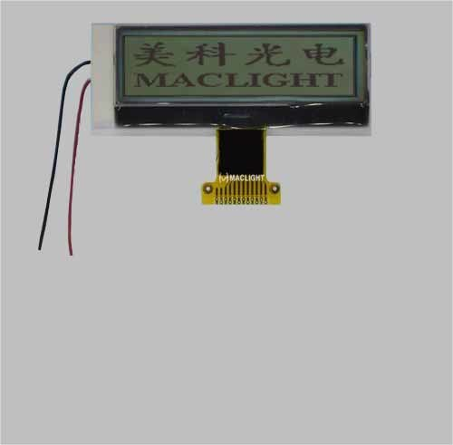 128X32 Dots Graphic Cog LCD Module