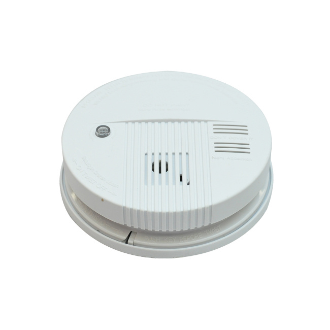 9V DC Photoelectric Sensor Smoke Detector