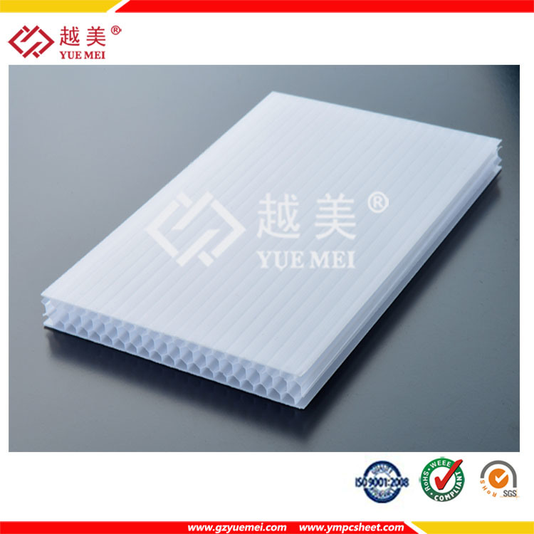 Honeycomb Polycarbonate Panels Heat Insulation Sheet Greenhouse