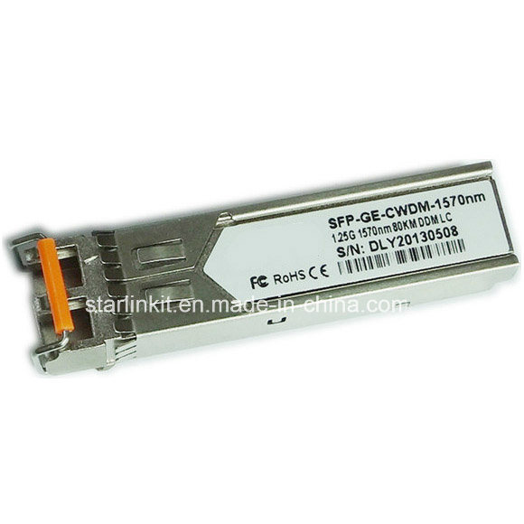 3rd Party SFP-Ge-CWDM-1570nm Fiber Optic Transceiver Compatible with Cisco Switches