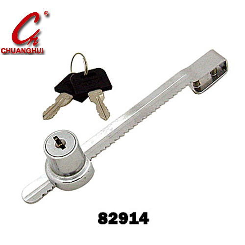Furniture Hardware Door Drawer Glass Cabinet Lock