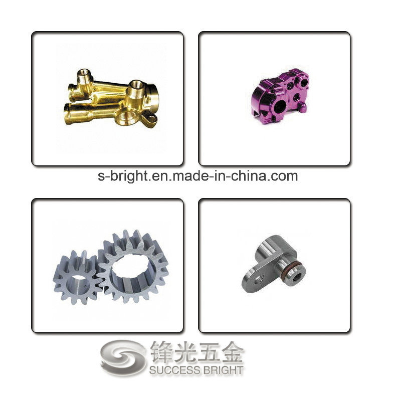 Precision CNC Machining Center Parts with Reasonable Price