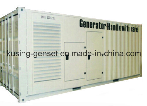 75kVA-1000kVA Diesel Silent Generator with Yto Engine (K38000)