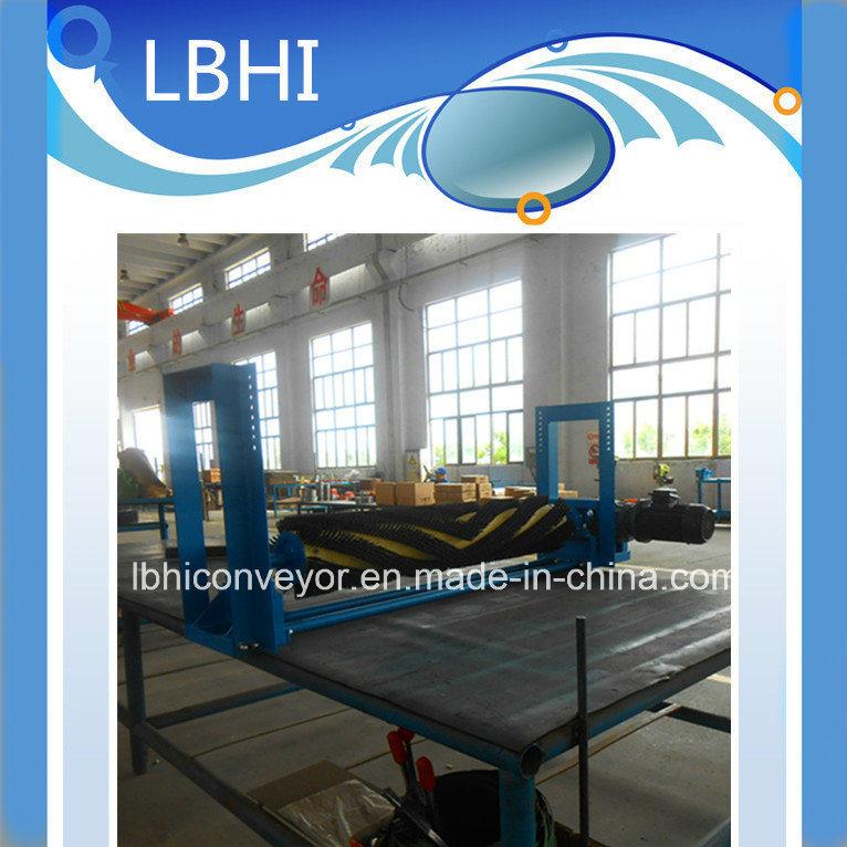 High-Quality Electric Brush Cleaner/ Nylon Brush Roller for Belt Conveyor