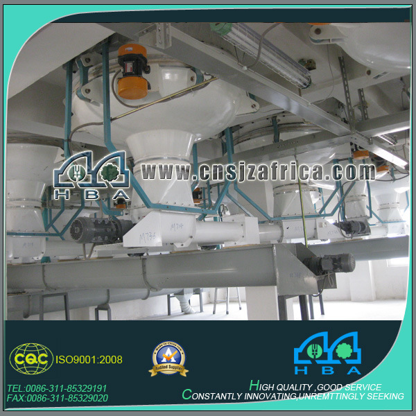 40-500t/D Flour Milling Machine-Grain Process Machine