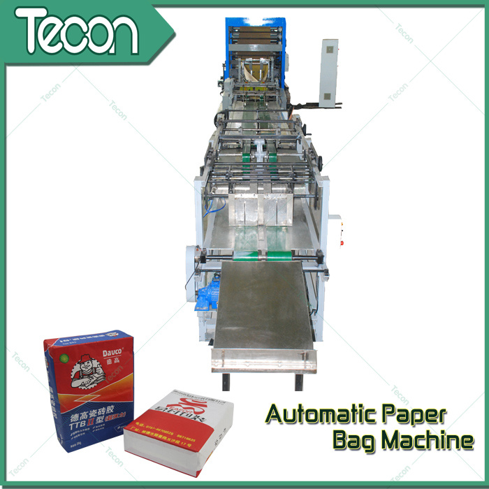 Big Cement Bag Karft Paper Bag Making Machinery with Competitive Price (ZT9804S & HD4913BD)