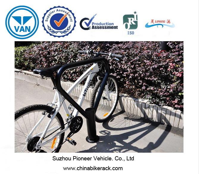 High Secure Bollards Bike Rack