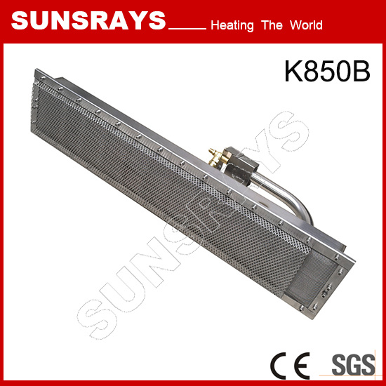 Drying and Processing for Tea Infrared Burner (K850)