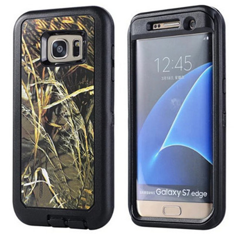 New Arrival Hard Armo Realtree Camo Camouflage Case for iPhone 6