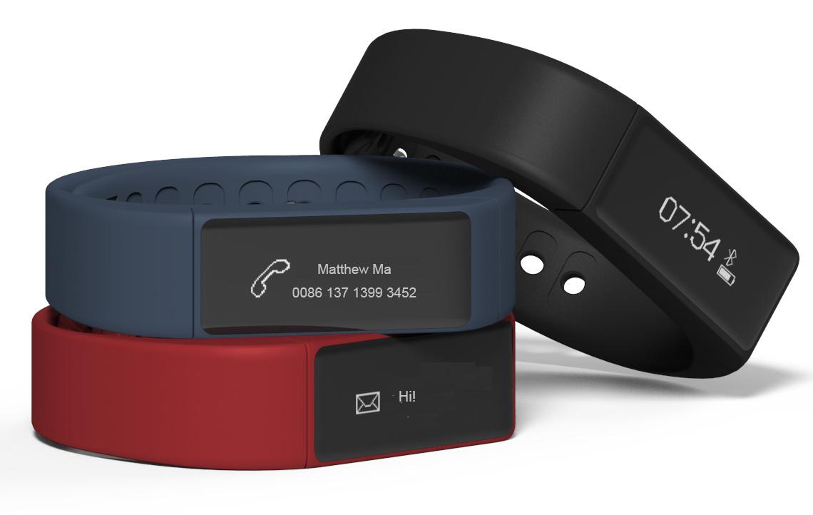 Smart Bracelet for Smart Mobile Phone
